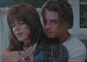 Billy Loomis mundar framlengingu karlmennsku sinnar framan í stjúpsystur sína
