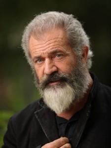 Eins og Mel Gibson átti eftir að gera síðar.